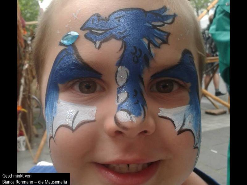 hexe geschminkt für kinder